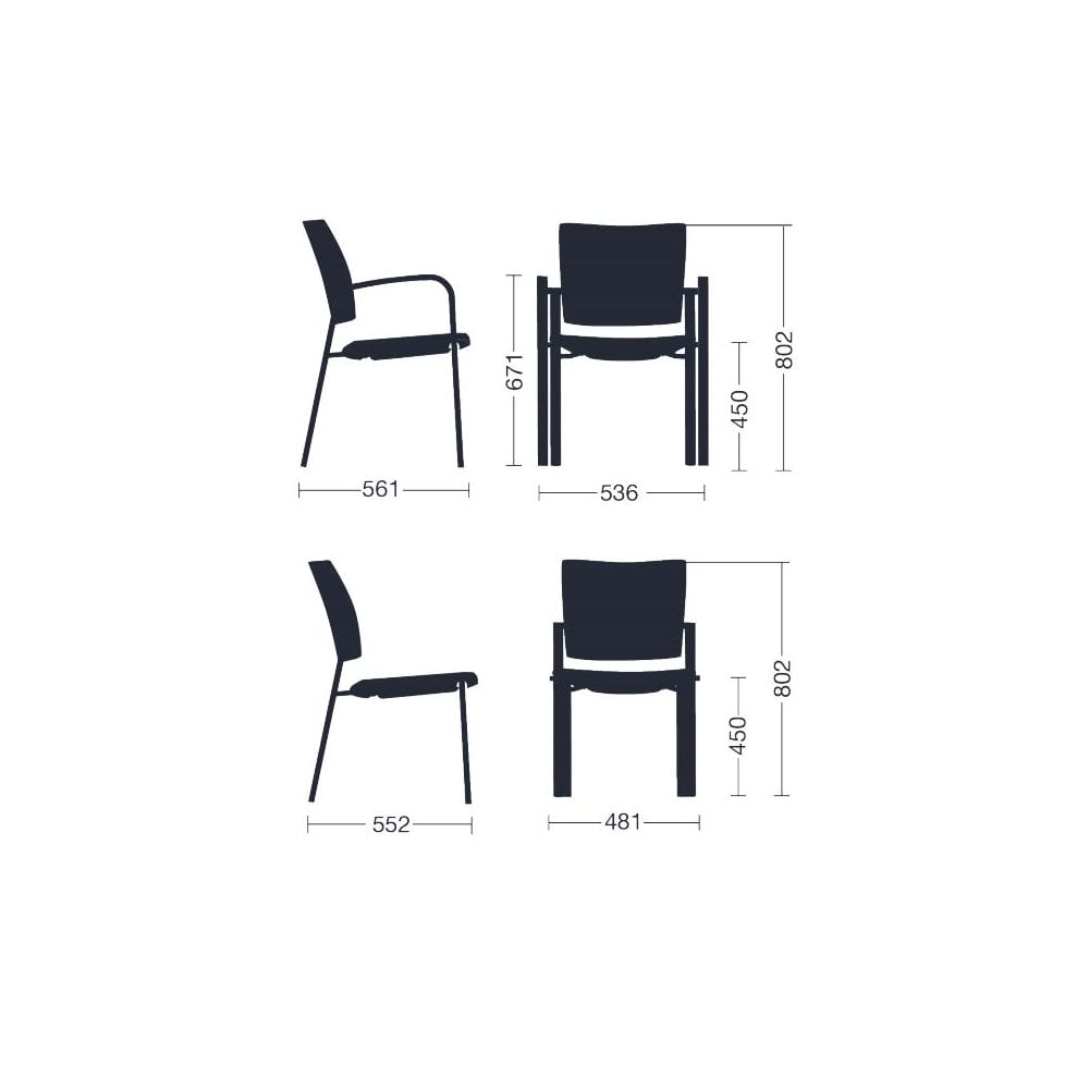 Enea Bio Chair